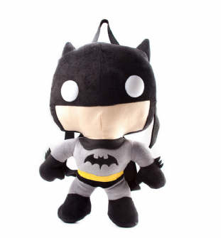 Batman 'Plush' Backpack